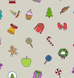 Candy on sticks holidays vector