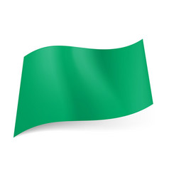 Former national flag of libya which represents vector
