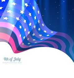 American 4th of july vector
