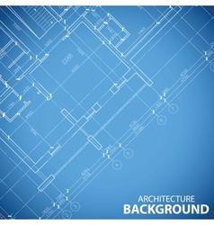 Best building plan background vector image vector image