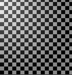Black and white checkered abstract background vector