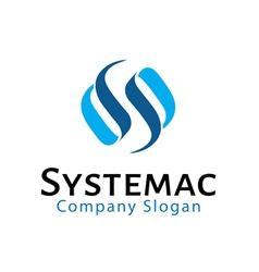 Systemac design vector