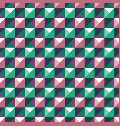 Abstract geometric seamless pattern background vector