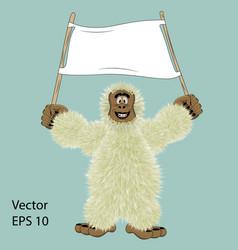 Big foot vector
