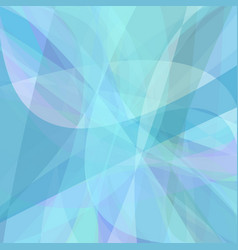 Light blue background from dynamic curves vector