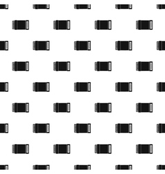 Accordion pattern simple style vector