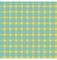 Simple plaid cloth vector