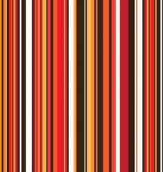 autumn stripe retro vector image