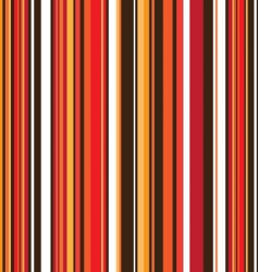 autumn stripe retro vector image vector image