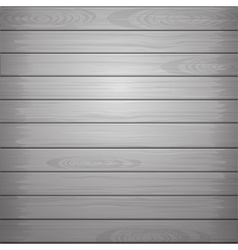 White wooden panel texture vector image vector image