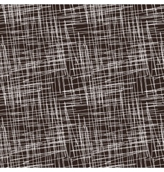 Abstract Seamless Pattern Grunge Doodle Texture vector image