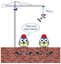 Workers where is harry vector