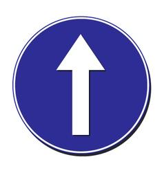 Mandatory direction vector