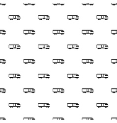 Train pattern simple style vector