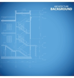 Best building structure background vector