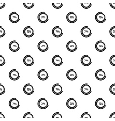 Download bar 70 percent pattern simple style vector