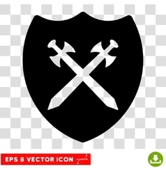 Security shield eps icon vector
