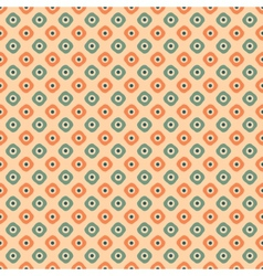 Retro abstract seamless patterns vector
