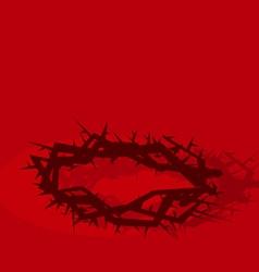 Jesus pain vector