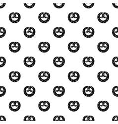 Pretzel pattern simple style vector