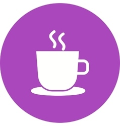 Hot Tea vector image vector image