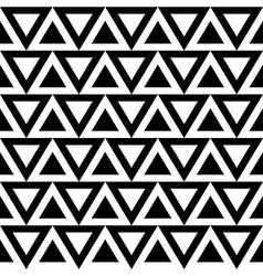 Seamless geometry pattern vector