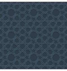 Seamless moroccan mosaic vector