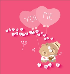Love concepts for valentines day vector