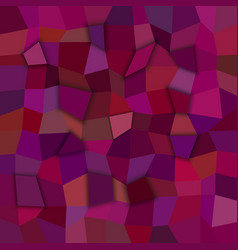 abstract 3d polygonal background from rectangles vector image