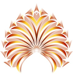 flora design vector image