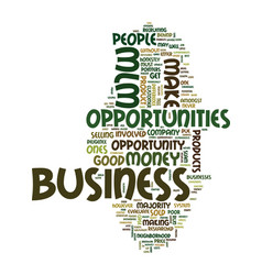 Mlm business opportunities are there any good vector