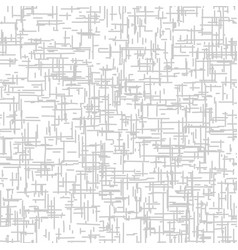 gray seamless texture of textile vector image