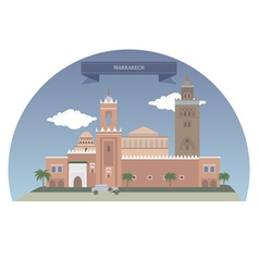 Marrakech vector