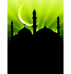 Eid ul fitar background vector