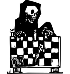 Chess and death vector