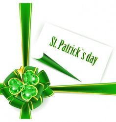 St patrick's day icons vector