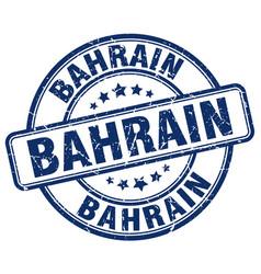 Bahrain stamp vector