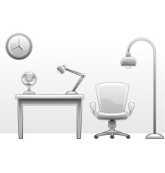 office furniture vector image vector image
