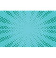 Retro comic background raster gradient halftone vector
