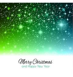 ChristmasBackgroundfgreen vector image