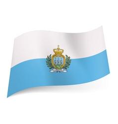 Flags icon saint marin 01 vector