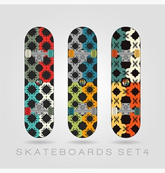 Skateboard set energy vector