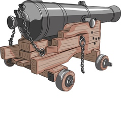 Ship gun a vector
