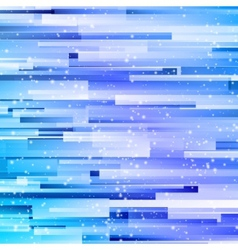 Abstract blue texture background with rectangle vector image vector image