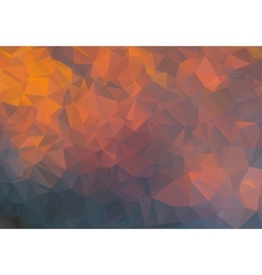 Abstract background polygon vector