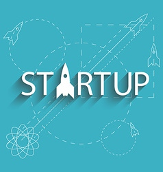 Startup success new project plan of development vector