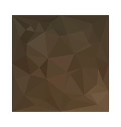 Blast off bronze abstract low polygon background vector