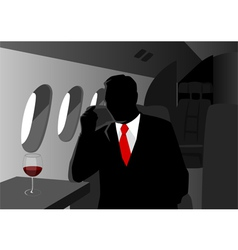 Executive flight vector