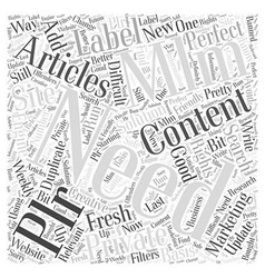 Mlm and private label marketing word cloud concept vector