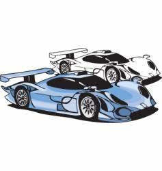 sports car design vector image